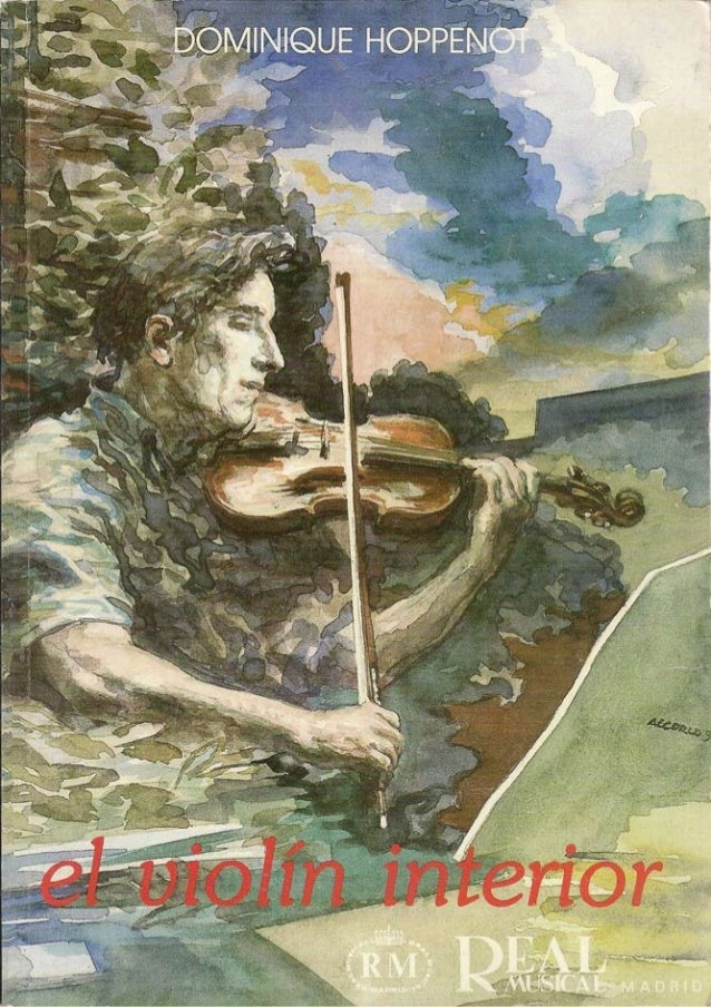 El violin interior   dominique hoppenot