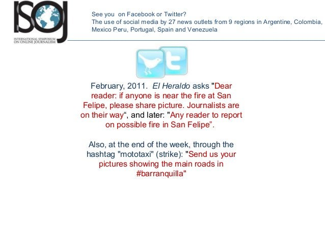 """February, 2011. El Heraldo asks """"Dear reader: if anyone is near the fire at San Felipe, please share picture. Journalists ..."""