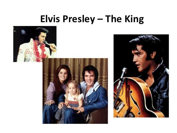 Elvis Presley – The King