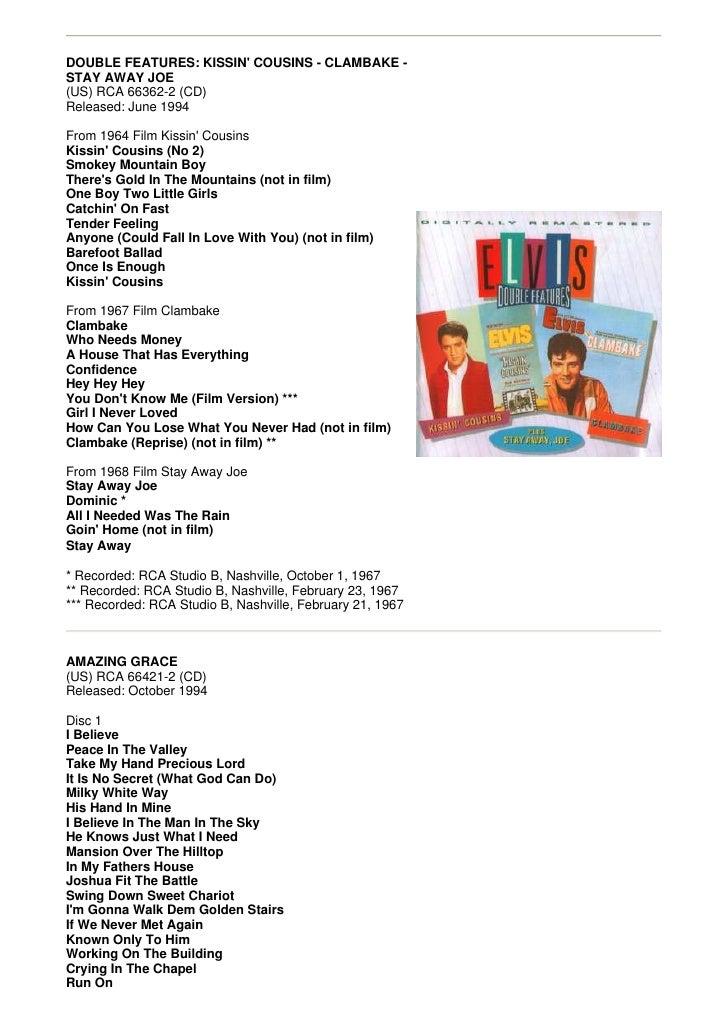Elvis 1994 Slide 2