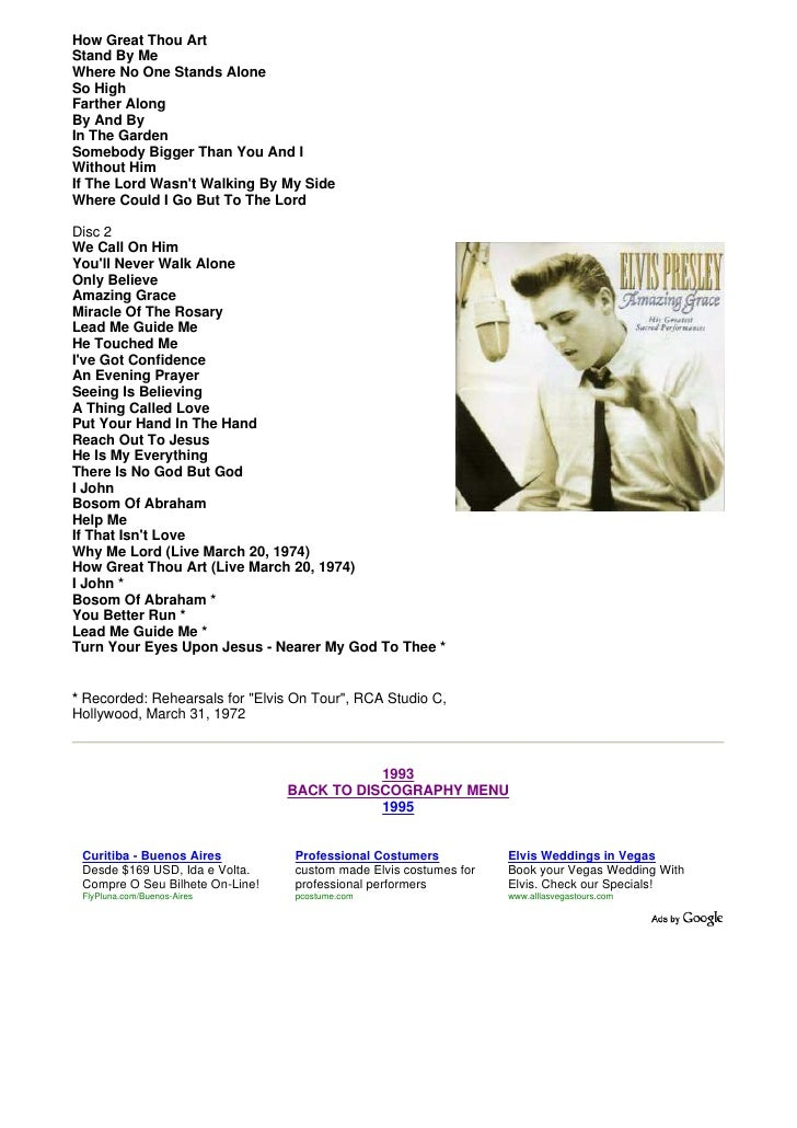 Elvis 1994 Slide 3