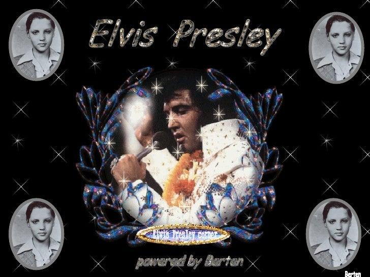Berten Elvis  Presley powered by Berten