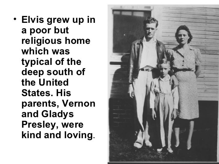 the early life and career of elvis presley Here's a short look at what elvis presley's life and career were like in 1960 you can also find out what else elvis was up to in 1960 and in all the years of his life the conventional wisdom about rock and roll in the early sixties -- as willfully ignorant of messy details as most conventional wisdom is -- writes it off as dead, or rather.