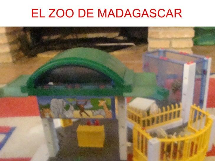 EL ZOO DE MADAGASCAR