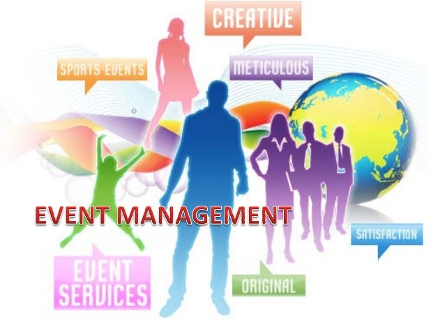 """• """"Those routine occasions set apart from the normal activity of daily life of a group of people"""" • Event management is th..."""