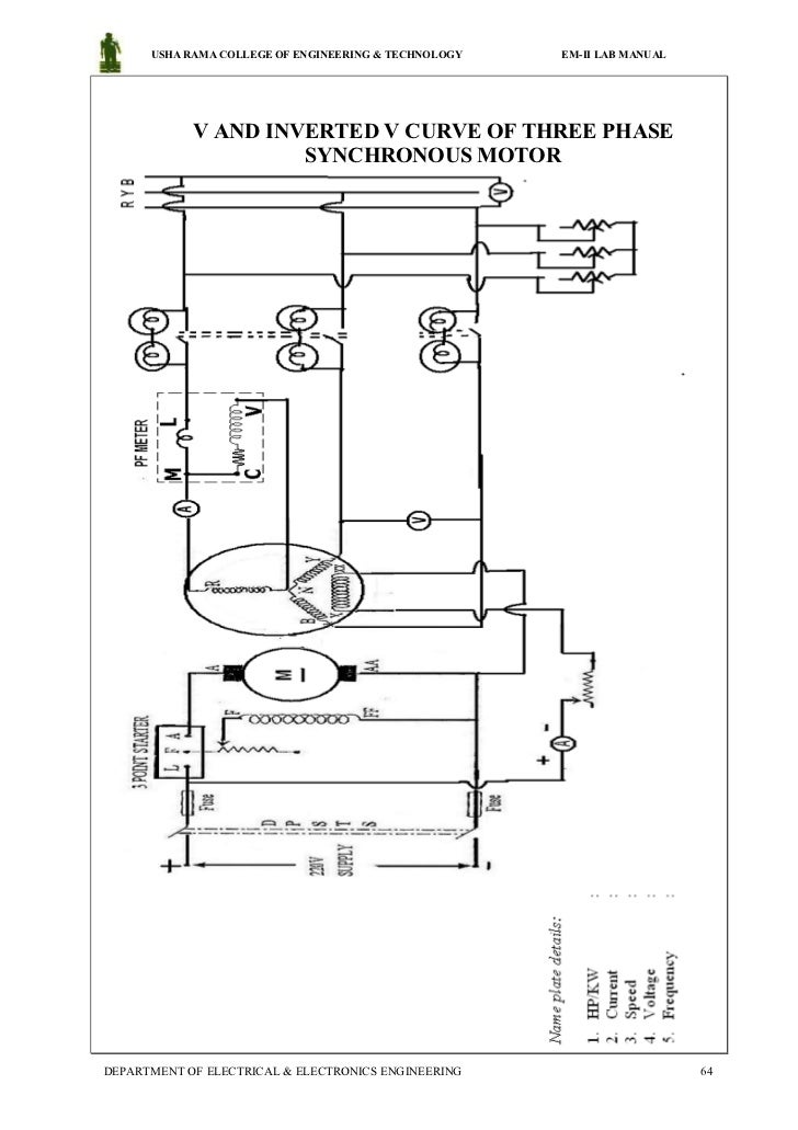 Synchronous motor wiring diagram wiring diagram manual www synchronous motor wiring diagram wiring diagrams repair cheapraybanclubmaster Images