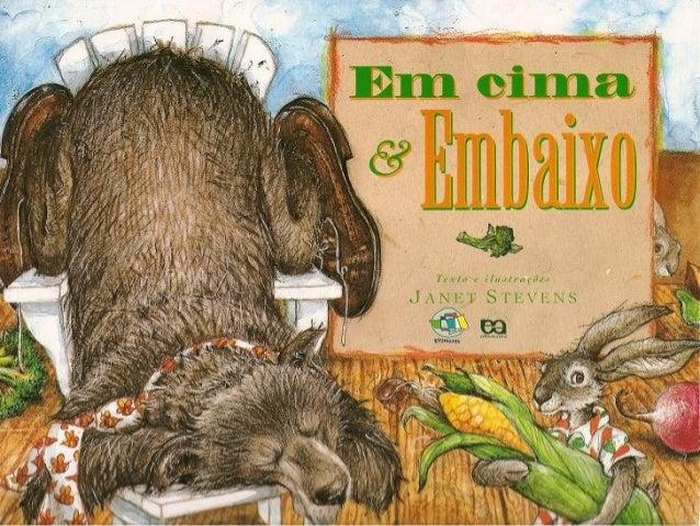 Janet Stevens jáescreveu e ilustroumuitos livros. Emboraseja mais conhecidapelos engraçadospersonagens de animais,neste li...