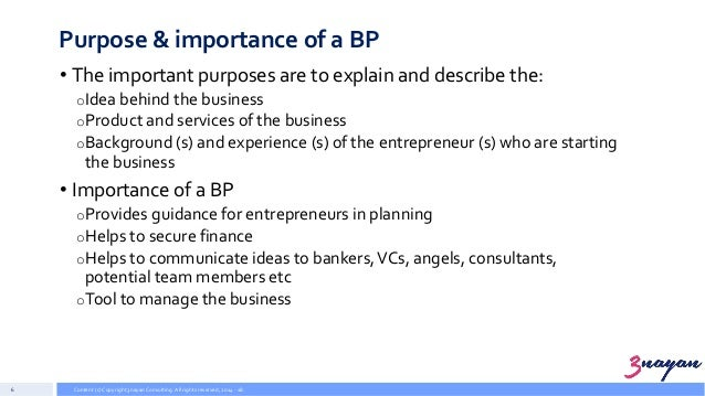 Set out A Business Plan Is Important head does not