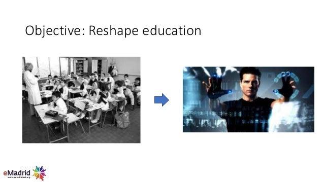 El futuro de la educación Slide 2