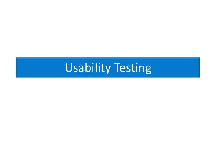 Usability Testing > User information > Traffic                                                 www.compete.com