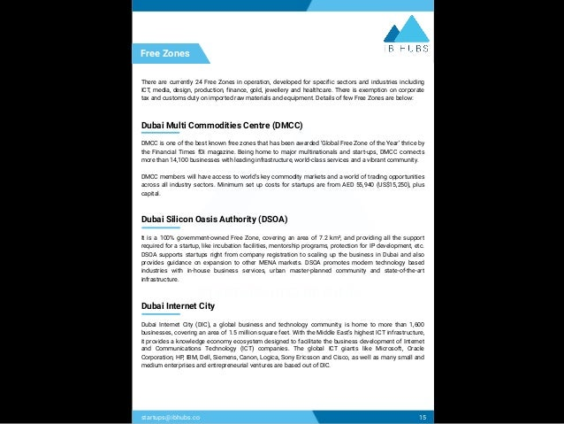 India to Dubai - Guide for Indian startups to expand into Dubai