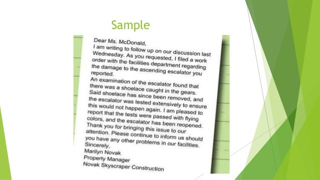 Email writing examples for tcs