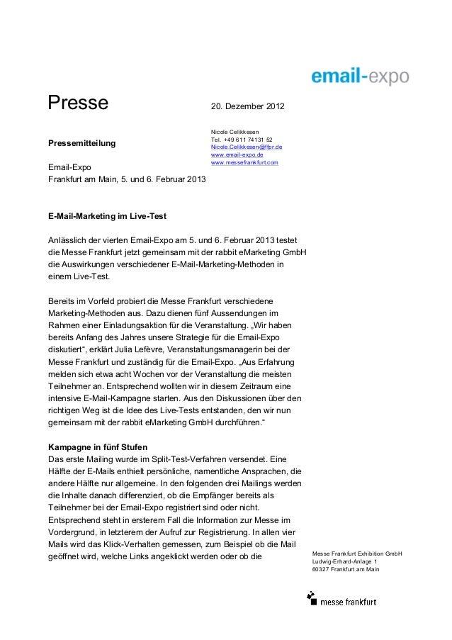 Presse                                      20. Dezember 2012                                            Nicole Celikkesen...