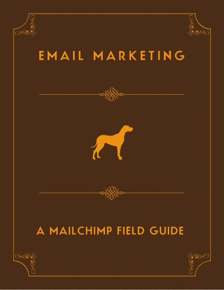 Field GuideTo EmailMarketing              1