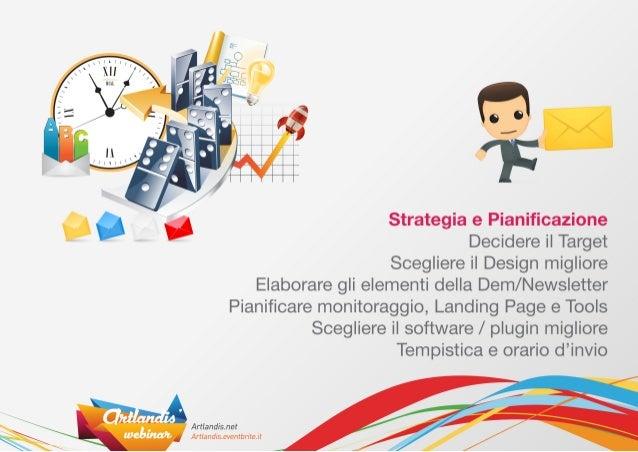 Email Marketing & Landing Pages Slide 3