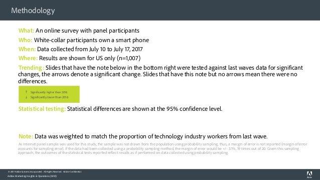 Adobe Consumer Email Survey Report 2017 Slide 2