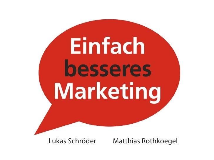 Lukas Schröder   Matthias Rothkoegel
