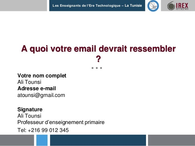 email avanc u00e9