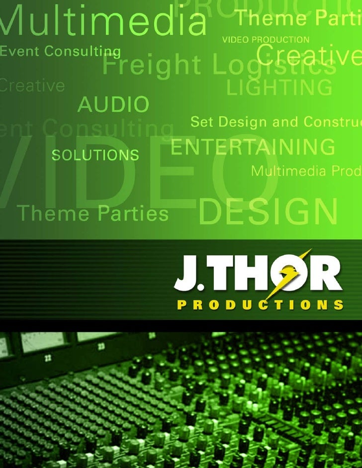 www.jthor.com                 2350 22nd Street North                 St. Petersburg, Fl 33713                 P: 727.824.5...