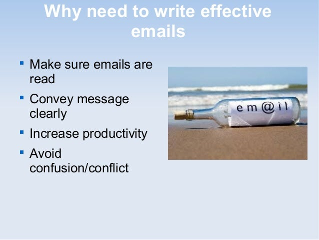 write Effective marketing email for email-campaign