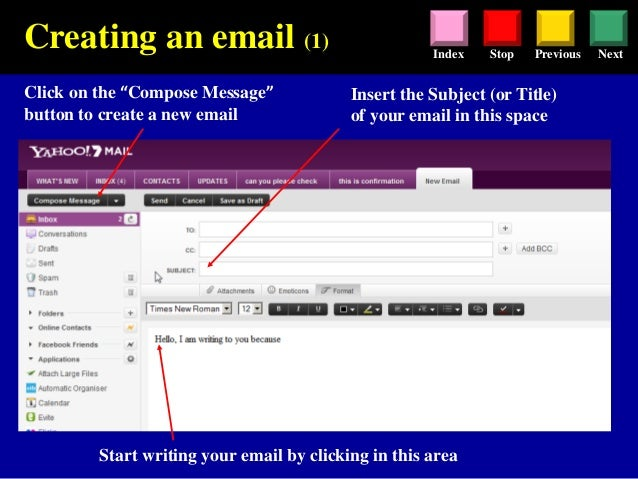 How to create Email at Gmail com and Yahoo com