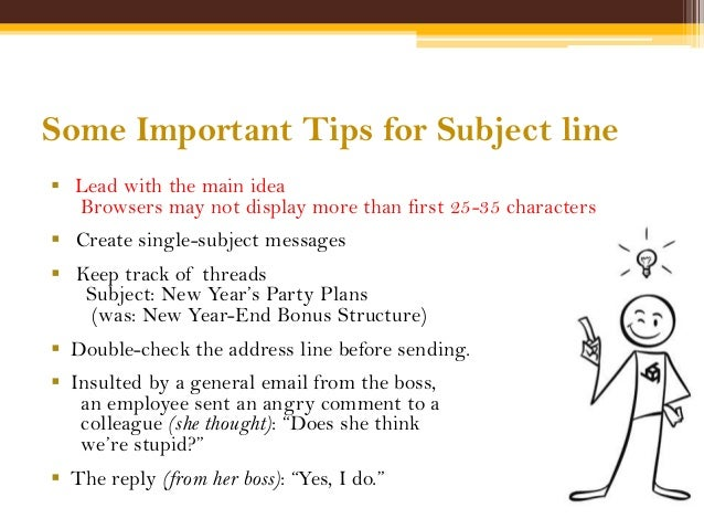 sc 1 st  SlideShare & Email etiquette