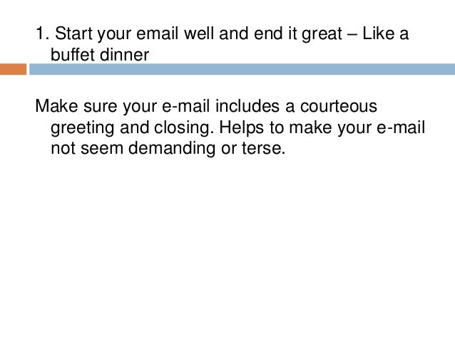 How to Email Your Professor (without being annoying)**
