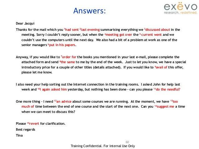 Email Etiquette 12