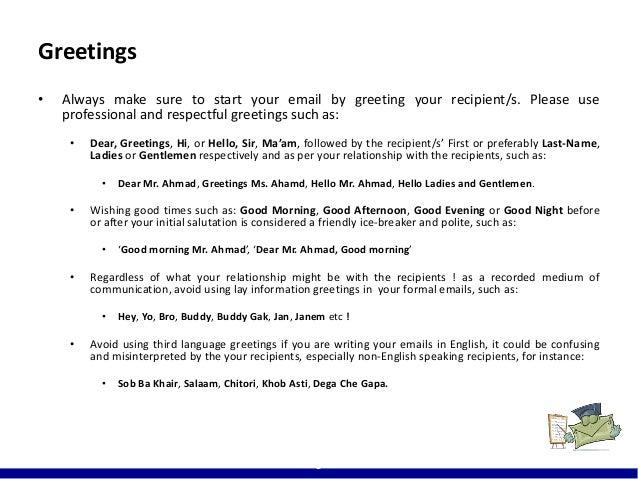 Greetings U2022 Always ...  Email Greeting