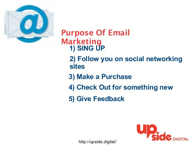 Email Marketing : The Best Possible Solution To Broadcast Your Brand …