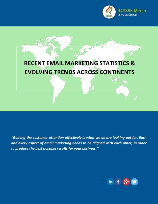 """""""Gaining the customer attention effectively is what we all are looking out for. Each and every aspect of email marketing n..."""