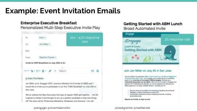 Webinar] Email Marketing Best Practices for Account Based