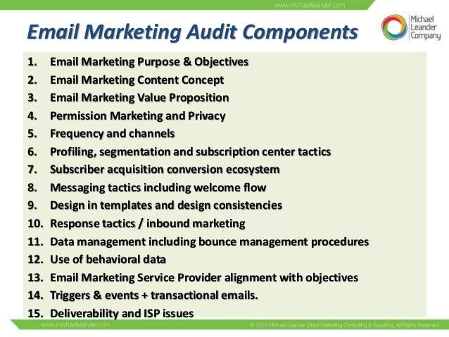 Email Marketing Crash Course Markedu 2015
