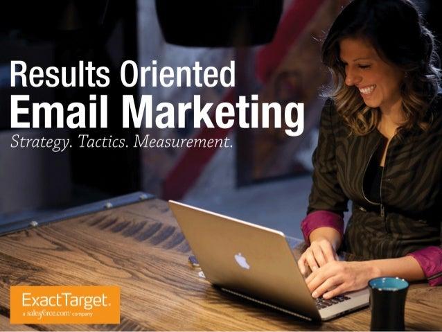 8 Email Marketing Tactics