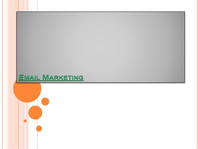 WHAT IS EMAIL MARKETING  Dear visitors in the world of digitization first we need to understand the widely used concept o...