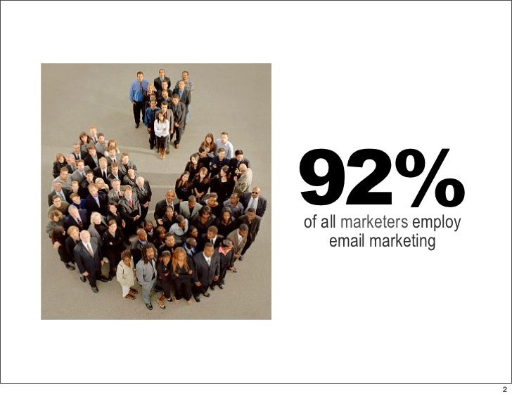 Email Marketing Presentation