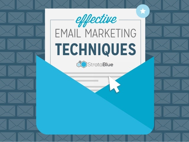 effective EMAIL MARKETING TECHNIQUES
