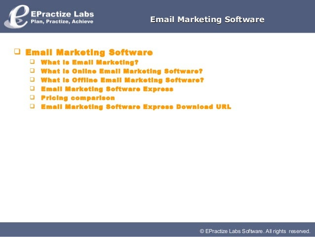 © EPractize Labs Software. All rights reserved.Email Marketing SoftwareEmail Marketing Software Email Marketing Software...