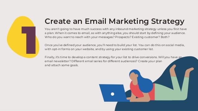 Email Marketing Tips 2021 Slide 2