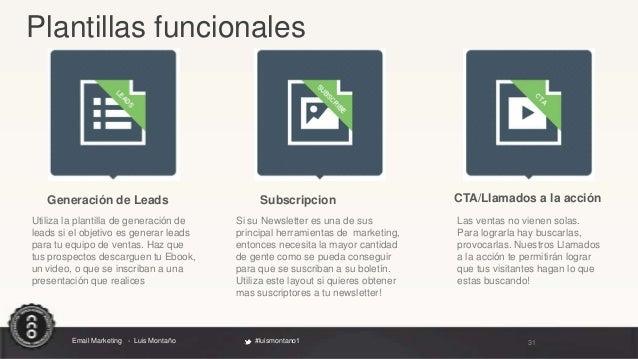 Ciclos de Email Marketing 2013
