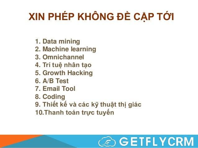 Email Marketing - Đào tạo nội bộ GetFly Slide 3