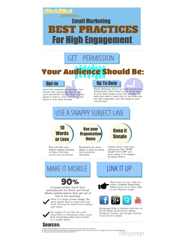 best practices for increasing email newsletter engagement