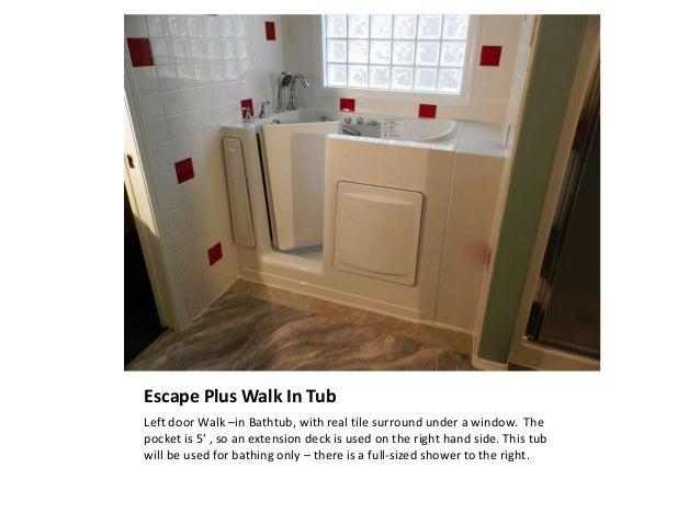 Gallery of Installed Best Bath - Aquassure Walk-in Bathtubs