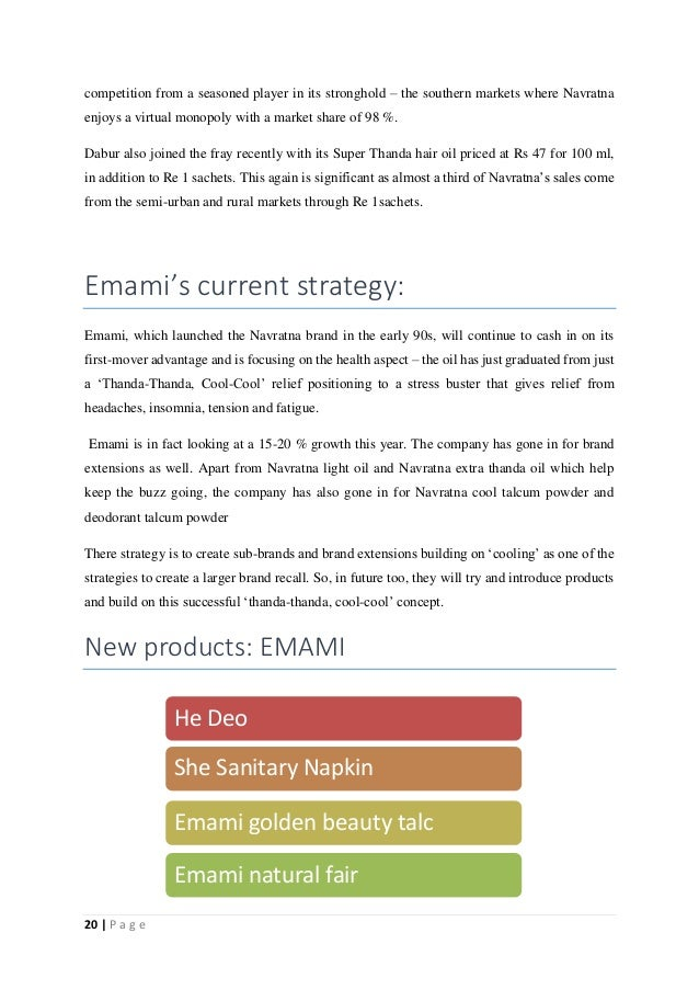 pest analysis of emami ltd Swot analysis vs pest analysis, advantages and disadvantages of swot and pest and how to use the information from these analysis in projects.