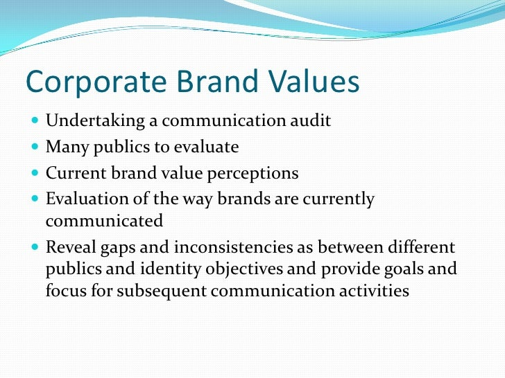 gap between brand identity and brand reputation Jessica oliver, university of wollongong,  of the terms identity, image, reputation and brand,  to be a substantial gap between these identities and the.