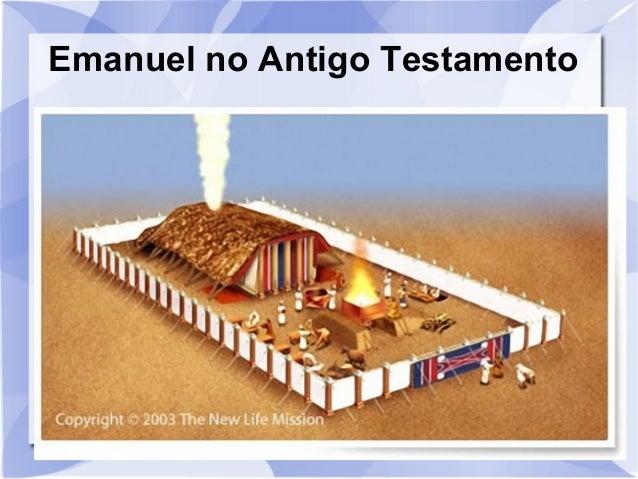 Emanuel no Antigo Testamento