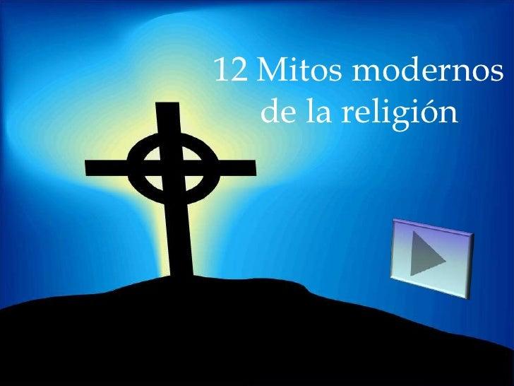 12 Mitos de la Religión
