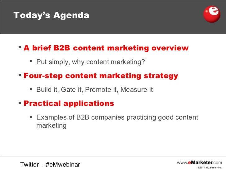 B2B Lead Generation—Using Content to Acquire New Customers Slide 2