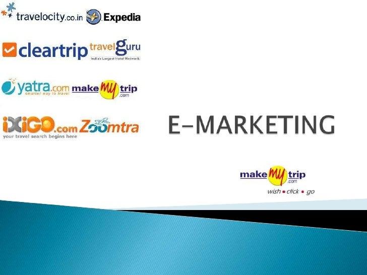 E-MARKETING <br />