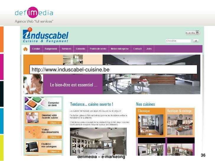 36<br />http://www.induscabel-cuisine.be<br />